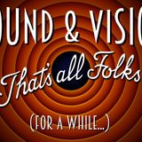 SOUND & VISION With David Augustin 24.9.17
