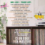 The Edge 96.1 MixMasters #201 - Mixed By Dj Trey (2018)