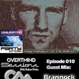 Brannock's OvertMind Sessions Guestmix