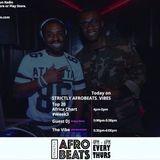 Strictly Afrobeats @ No Fun Radio 1/18/18