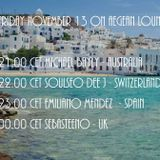 Aegean Lounge Radio - 13-11-15 - 11pm (uk) Deep Soulful Session 6
