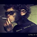 Monkey Smoking  Mix