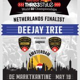 Redbull Thre3style 2016 Dutch Finals