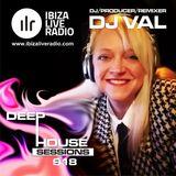 DJ VAL Deep House Sessions 918 IBIZA LIVE RADIO