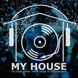 My House Radio Show 2015-09-26