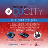 DJcity CZ-SK - Mix Contest 2015