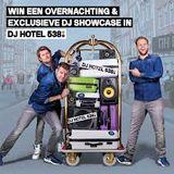 Moti Live @ Dj Hotel 538 ( Amsterdam Dance Event ) 16/10/2015