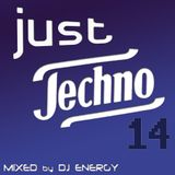 DJ Energy presents Just Techno 014 [MAY2016]