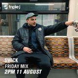 Swick Triple J Friday Arvo Mix - August 2017