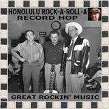 HONOLULU ROCK-A-ROLL-A RECORD HOP