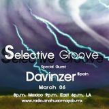 Davinzer @ Selective Groove - Radio Anáhuac Mayab