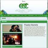 Fiasko Daniels @ EDC Orlando 2012 (Neon Garden Stage)