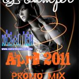 Dj Dumper- April 2011 Promo Mix
