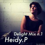 Heidy.P delight mix N.1