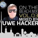 uwe hacker - on the beach 2k16 vol.03