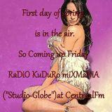 CentraalFM, Studio-Globe, Broadcast (1050) April 1st 2016