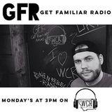 Get Familiar Radio 10.31.2016