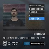 Surface Bookings Radio - SidiRum #001 (Underground Sounds of Argentina)