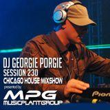 dj Georgie Porgie MPG Radio Show 230