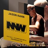 Jason Kahn - 20th July 2017