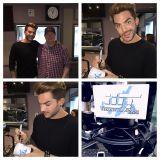 Adam Lambert - The Weekend Throwdown with Jagger 2015-06-12