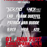 A2D @ Save Our Souls meets Progressive Atmosphere: Reloaded (01.06.2012)
