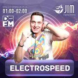 DJ Jim – Electrospeed 374 @DFM (19.09.2018)
