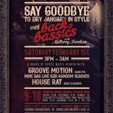 KFMP: The Random Scarves Show - Sat 25/01/14 - Random Scarves Vs Back 2 Bassics Special