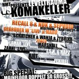 Gebrüder W & Marö @ *HmT presents Leveltrauma vs Komakeller*  BK 8 Dresden / o6.1o.2oo7