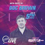 Xima Records Radio Show | Feat. Doc Brown | 05.04.17