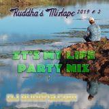 Ruddha's Mixtapes 2019 # 3 It's My Life Party Mix