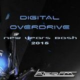 Asla - Digital Overdrive (New Years Bash 2015)