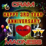 HAPPY 3RD YEAR ANNIVERSARY CMM