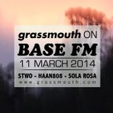 Freshly Cut on BASE FM, 11 Mar