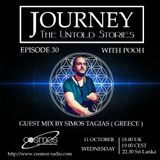 Journey - 30 guest mix by Simos Tagias ( Greece ) on Cosmos Radio [11.10.17]