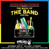 (AM Show) Music of 'The Band' for Kids - The Rock and Roll Playhouse • Live @ Garcia's 2018