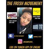 The Fresh Movement (3-27-18) MYWBCR (Brooklyn College Radio
