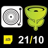 Sticky Green Podcast # 27 - November 2012 - Recorded live at ADE 2012 with Tom Hades