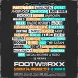 Hardbouncer @ 15 Years Footworxx 24-11-2018