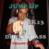 JUMP UP - DNB 2K13 - DJ THIAGO DHALSIM