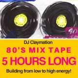 5 HOURS of 80's