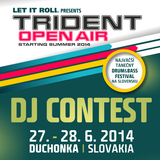 Fantek & Pex - Mix for Trident Open Air 2014 [Dj Contest]