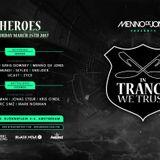 Sneijder - Live @ In Trance We Trust Heroes, WesterUnie (Amsterdam) - 25.03.2017
