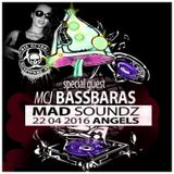 MAD SOUNDZ mix by MCJ BASSBARAS