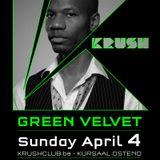 Green Velvet @ Krush Club - Ostend (04/04/2010)