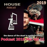 MarcoZapta - The dance of the dead in northern Perú 2019 Mix house Vol 11