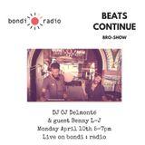 Beats Continue Bro-Show - Monday April 10th 2017