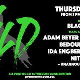 Adam Beyer b2b Ida Engberg - Live @ MAAC Presents Wild (Ushuaia Ibiza Beach Hotel) - 13-SEP-2018