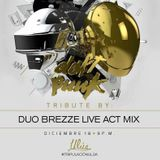Breze Tributo Daft Punk Live Act Mix
