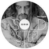 Solid Steel Radio Show 21/9/2018 Hour 1 - San Proper